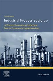 industrial process scale-up jan harmsen second edition